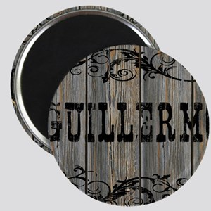 Guillermo, Western Themed Magnet