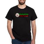 NSA Santa Clause Dark T-Shirt