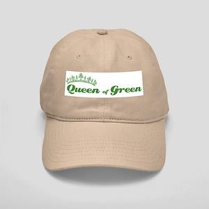 Queen of Green Cap