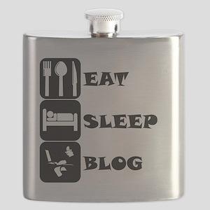 Eat Sleep Blog Flask