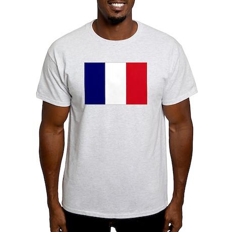 The French flag Light T-Shirt
