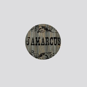 Jamarcus, Western Themed Mini Button