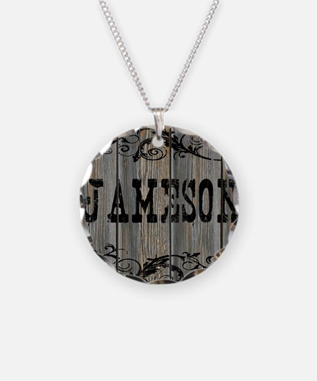 Jameson, Western Themed Necklace