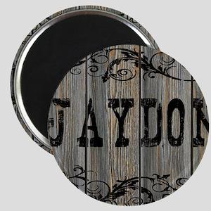 Jaydon, Western Themed Magnet