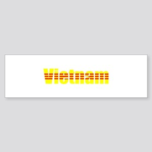 South Vietnam3 Bumper Sticker