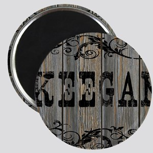 Keegan, Western Themed Magnet
