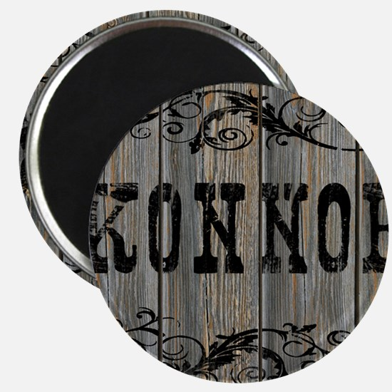 Konnor, Western Themed Magnet