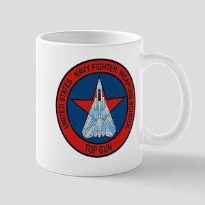 US Navy Fighter Weapon School Mug