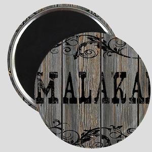 Malakai, Western Themed Magnet