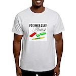 Polymer Clay Artist Light T-Shirt