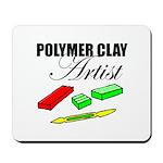 Polymer Clay Artist Mousepad