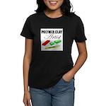 Polymer Clay Artist Women's Dark T-Shirt