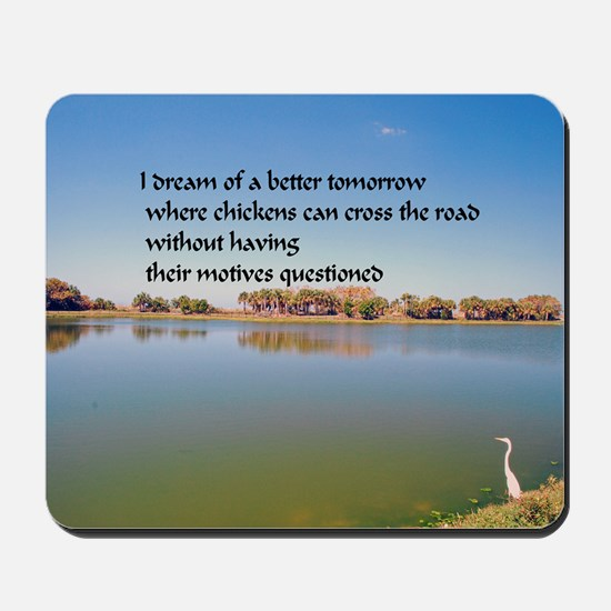 chickens11.5x9 Mousepad