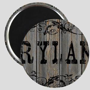Rylan, Western Themed Magnet