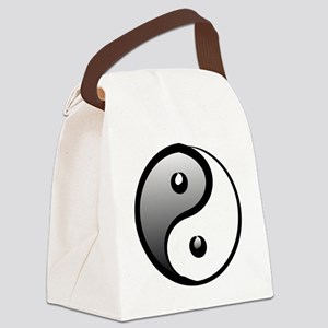 yingyang1 Canvas Lunch Bag
