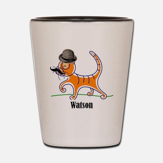 Waston - Sherlock Holmes Shot Glass