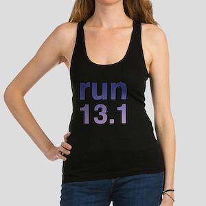 run13purple Racerback Tank Top