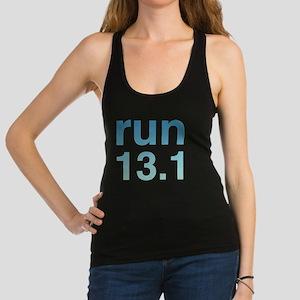 run13blue Racerback Tank Top