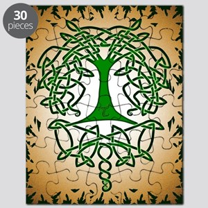 Celtic Tree of Life Puzzle