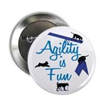 Agility is Fun Button