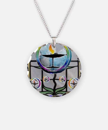Unitarian 3 Necklace