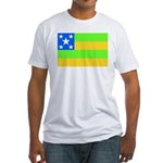 Sergipe Fitted T-Shirt