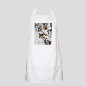 Thiele Cats Sled 5 Apron