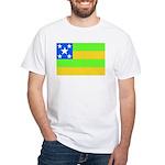 Sergipe White T-Shirt