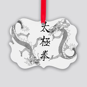 ttcdragonsLight Picture Ornament