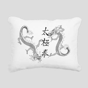 ttcdragonsLight Rectangular Canvas Pillow