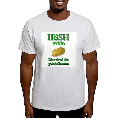 potato famine 2 Light T-Shirt