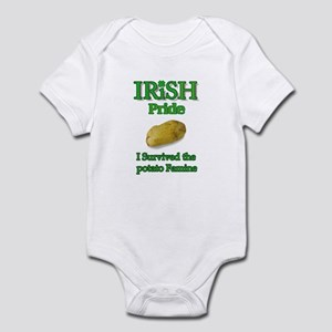 potato famine 2 Infant Bodysuit
