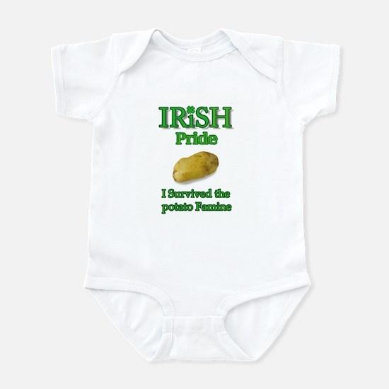 potato famine 2 Infant Bodysuit
