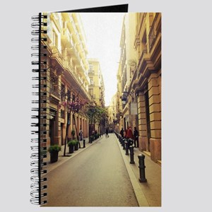 Streets of Spain Journal