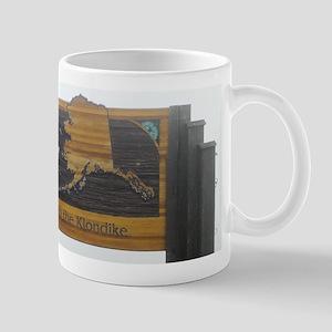 Alaska Welcome Sign Mugs