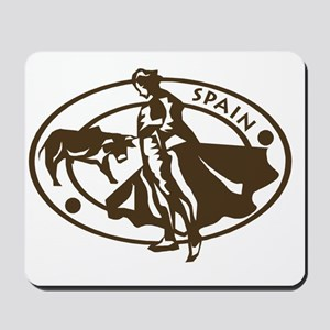 Spain Bullfighting Mousepad