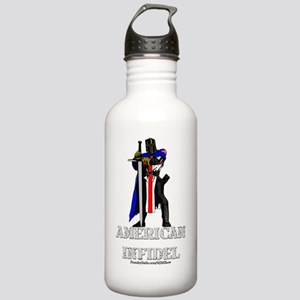 American Infidel Stainless Water Bottle 1.0L