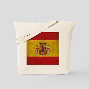 spain_fl_SC2 Tote Bag