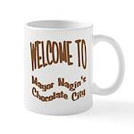 'Chocolate City' Mug