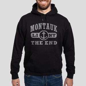 Montauk The End Hoodie (dark)