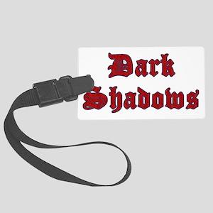 Dark Shadows Large Luggage Tag