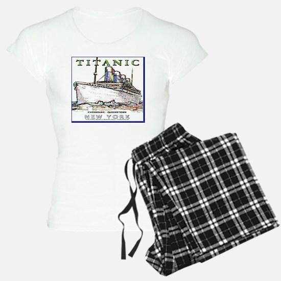 TG8WineLabelBorder Pajamas
