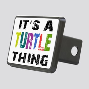 turtlething Rectangular Hitch Cover