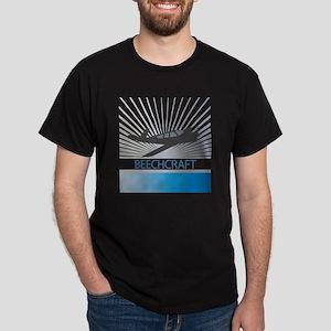 Aircraft Beechcraft Dark T-Shirt