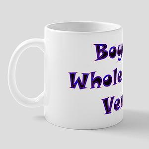 Boycott Whole Foods Venice Mug