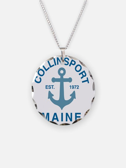 collinsportanchor Necklace