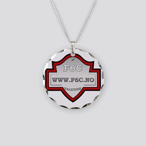 F6C Valk Necklace Circle Charm
