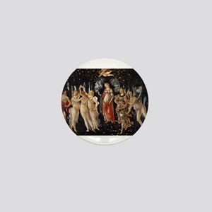 Spring - Botticelli Mini Button