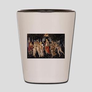 Spring - Botticelli Shot Glass