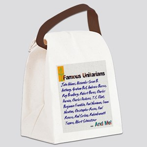 Unitarian 4 Canvas Lunch Bag